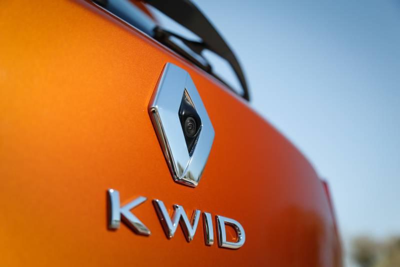 Renault Kwid leva prêmio de Maior Valor de Revenda