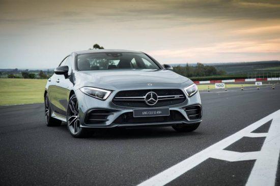 Mercedes CLS 53 chega ao Brasil
