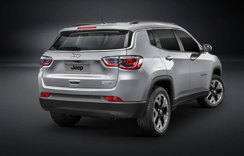 Novo Jeep Compass 2019 chega mais equipado