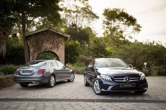 Novo Mercedes Classe C chega ao Brasil com mudanças de estilo