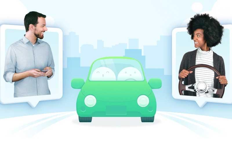 Como funciona o Waze Carpool