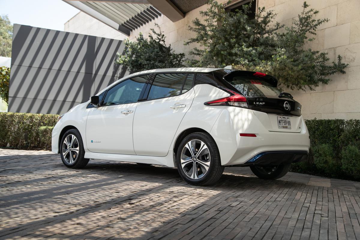 5 características que fazem do Nissan Leaf um ótimo veículo elétrico