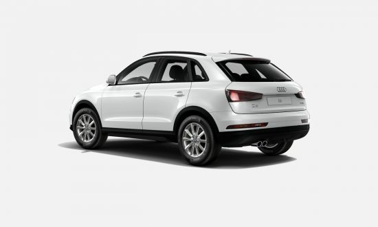 Audi Q3 é muito versátil