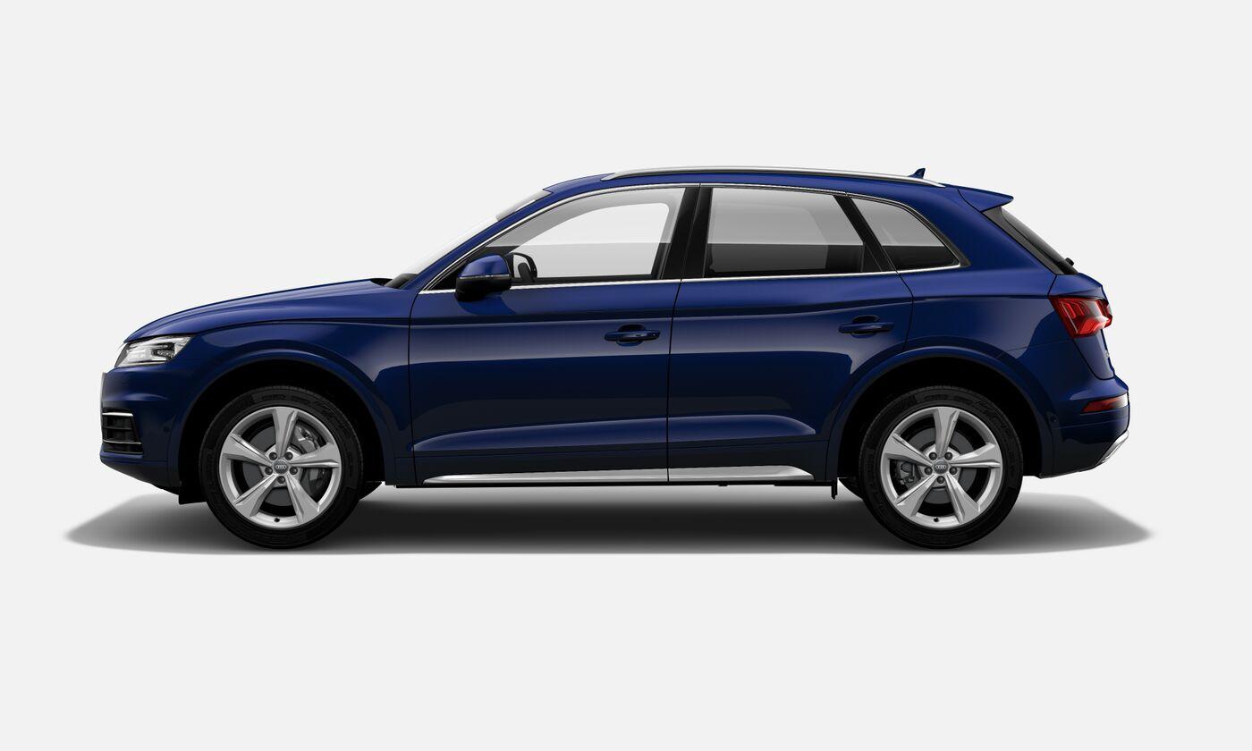 Performance poderosa com o novo Audi Q5