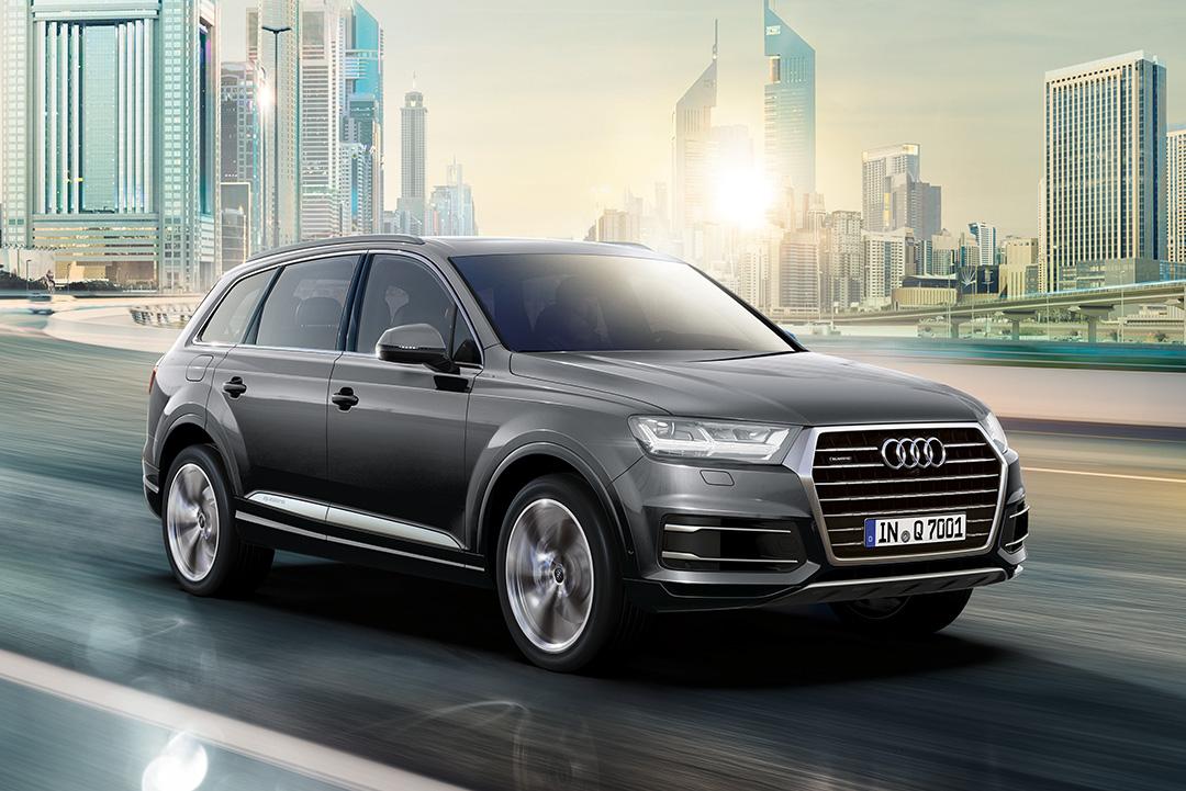 Força e luxo com o Audi Q7