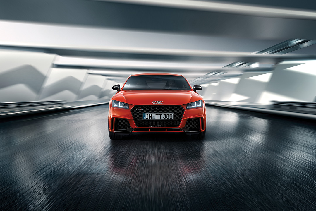 Conheça as versões do Audi TT