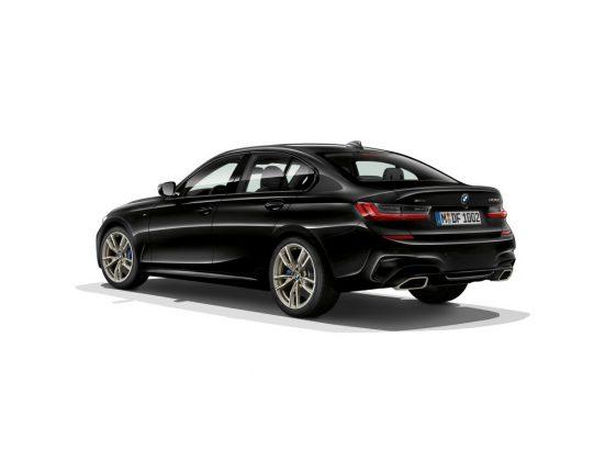 Quase 400 cv no novo BMW Série 3