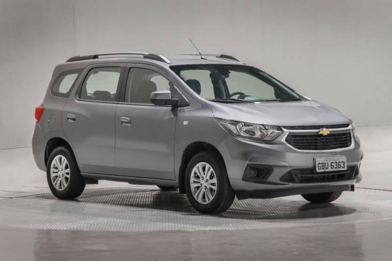 Chevrolet Spin é boa opção de carro para PCD