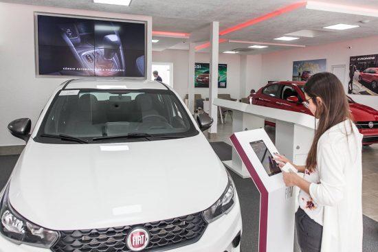Conheça a primeira concessionária digital do Brasil