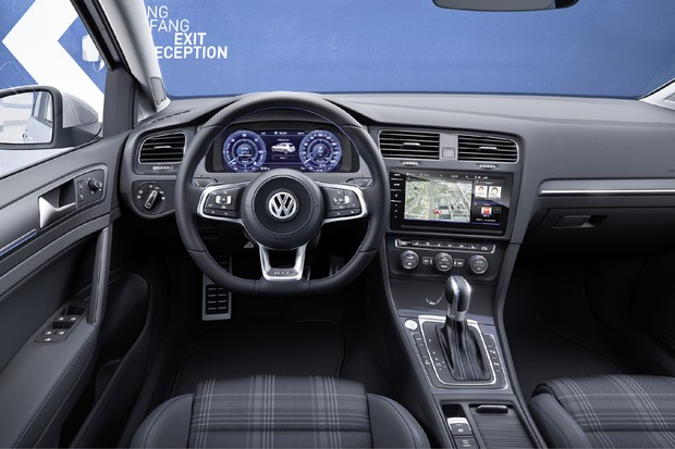 VW Golf GTE