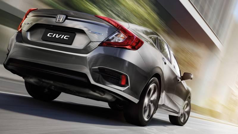 Conheça todas as versões do Honda Civic