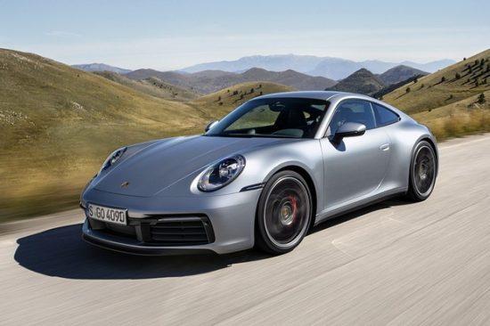 Você vai desejar ter o novo Porsche 911 2020