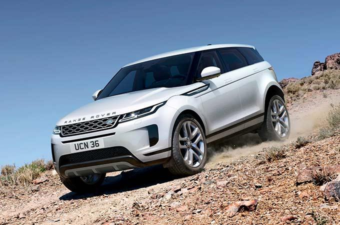 Esta é a nova geração do Range Rover Evoque 2019