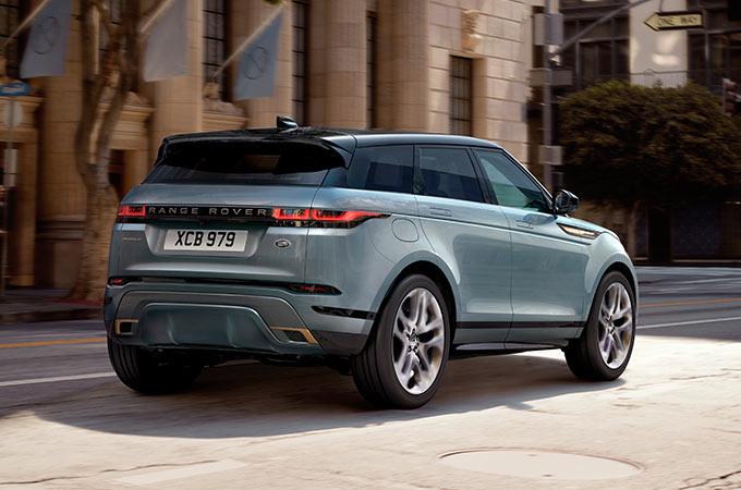 Range Rover Evoque