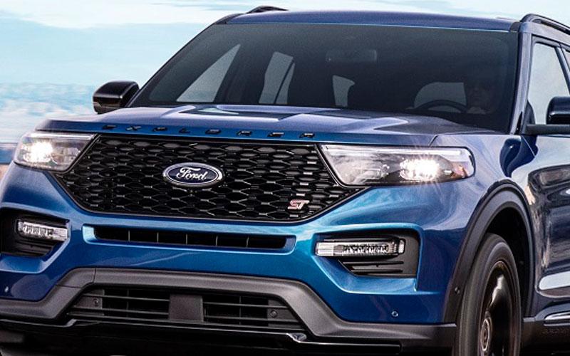 Ford Explorer 2020 aparece renovada