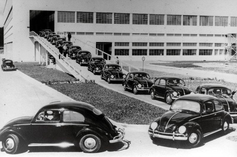 Inauguração oficial da fábrica de São Bernardo do Campo - 1959