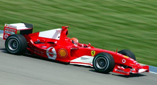50 anos de Schumacher