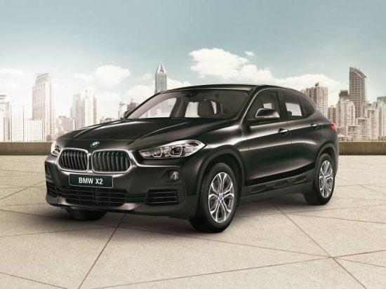 BMW X2 ganha motor Flex