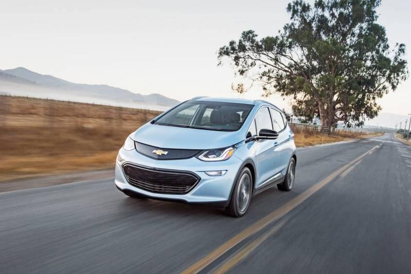 Conheça o novo Chevrolet Bolt
