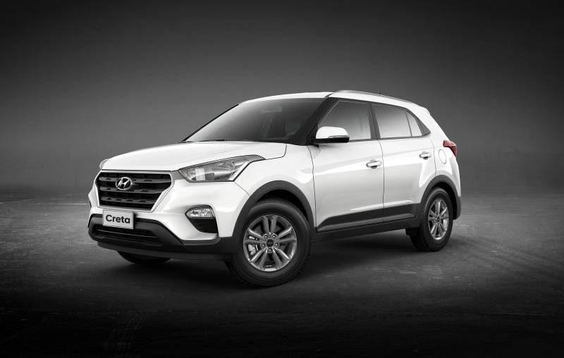 Carros Hyundai 2019