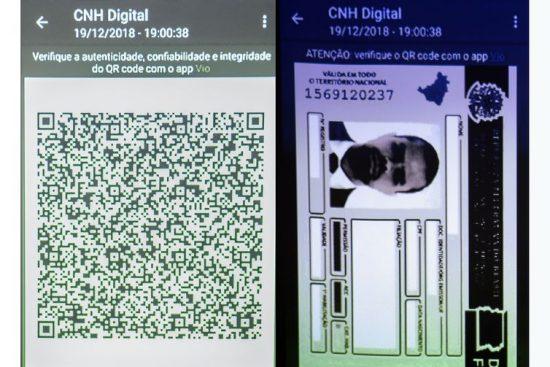 CNH Digital, RG, CPF e outros documentos deverão ser unificados em base digital