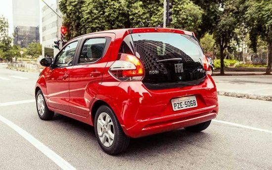 Lista aponta carros mais baratos para PcD