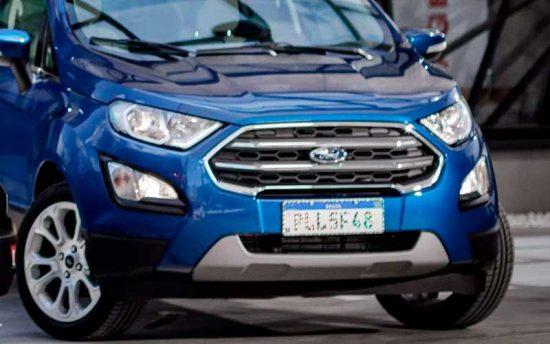 Novo Ford EcoSport 2020 chega sem estepe na tampa e preço alto