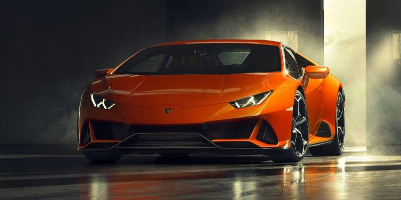 Novo Lamborghini Huracan EVO conta com 640 cv