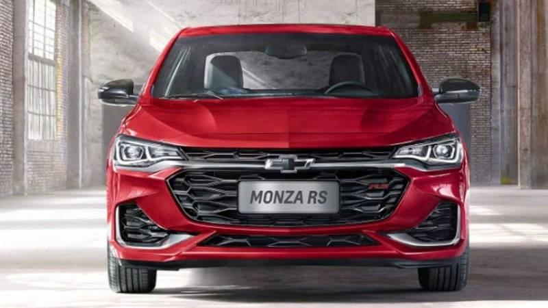 Chevrolet Monza 2020