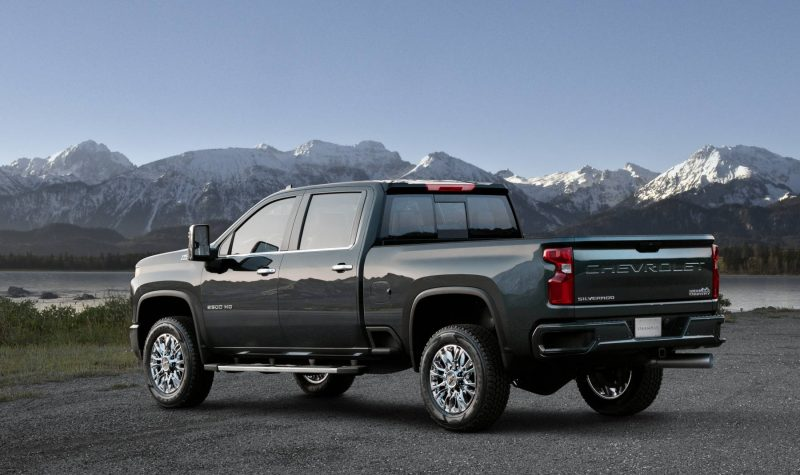 Chevrolet Silverado HD High Country 2020