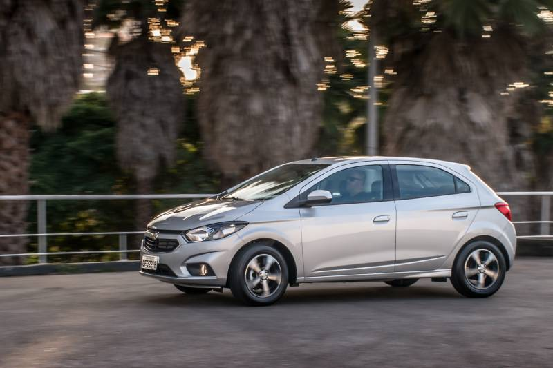 Chevrolet Onix segue líder e ultrapassa 210 mil unidades emplacadas