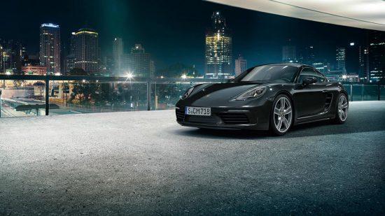 Porsche 718 traz muita esportividade e tecnologia