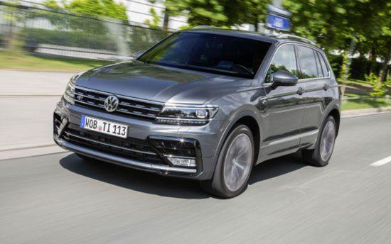 Volkswagen Tiguan chega a marca de 5 milhões