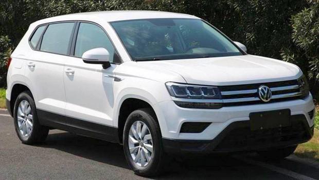 Este é o novo Volkswagen Tarek