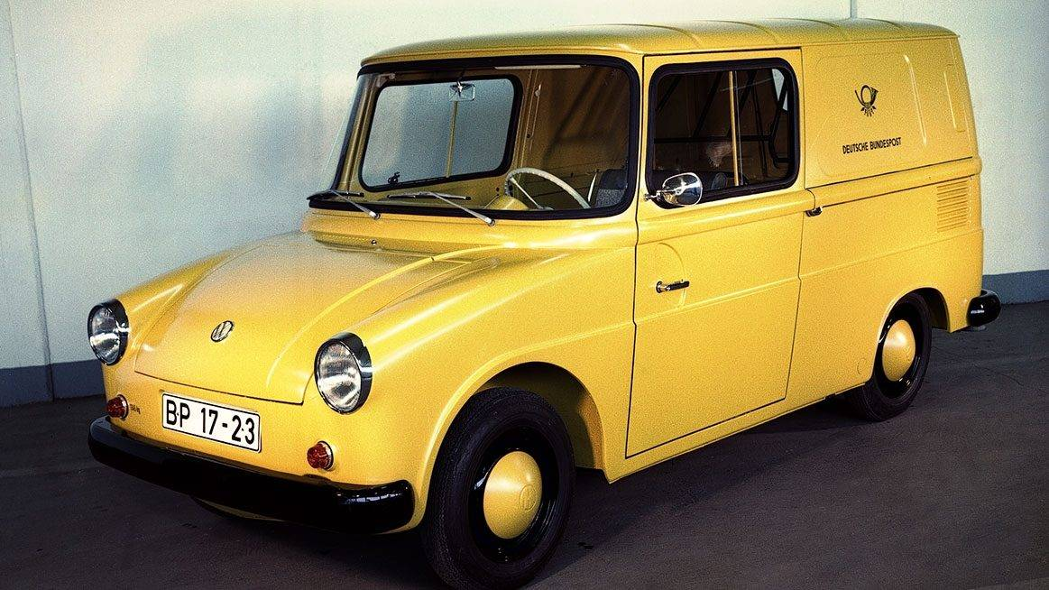 VW Tipo 147