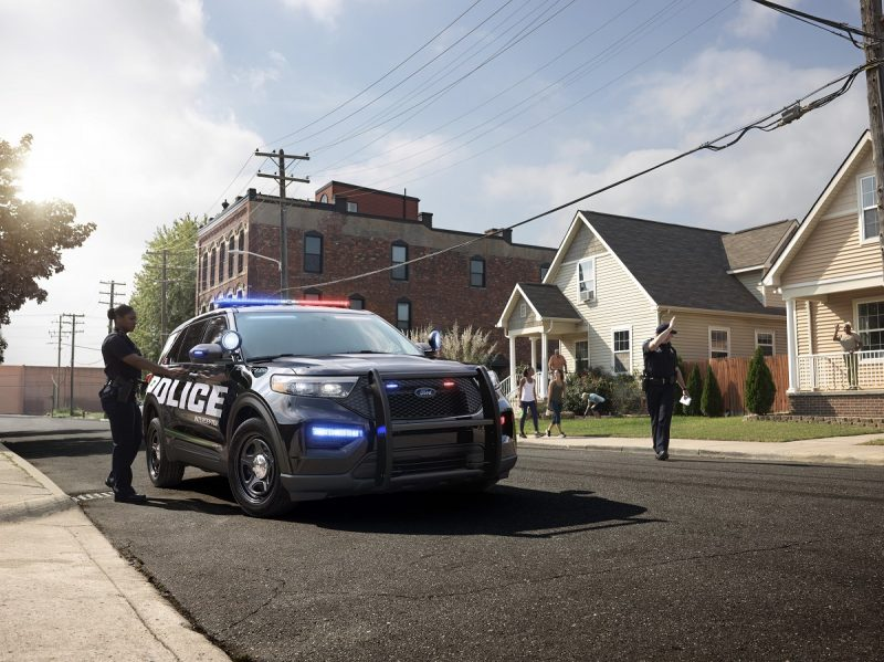 Ford Police Interceptor Utility 2020