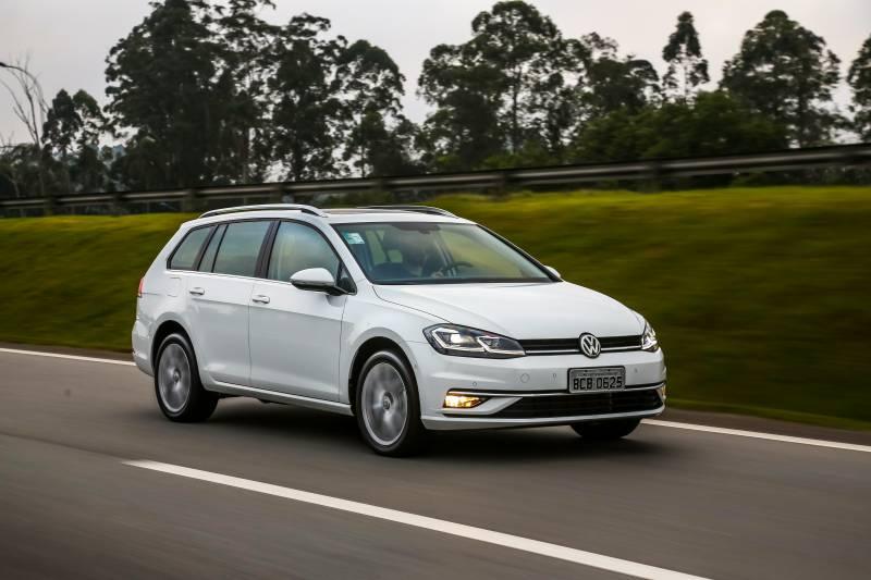 Diga adeus para o VW Golf Variant e olá para o T-Cross
