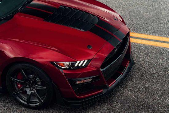 Vídeo mostra novo Mustang Shelby GT500