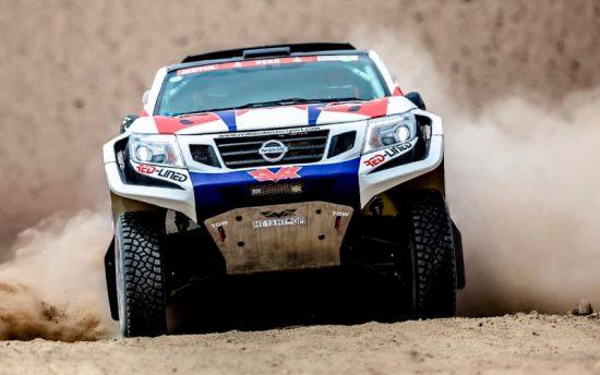 Vídeo mostra como foi preparada a Nissan Frontier para o Rali Dakar