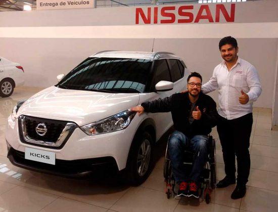 Nissan Kicks PCD 2019 tem desconto e boa aceitação no mercado