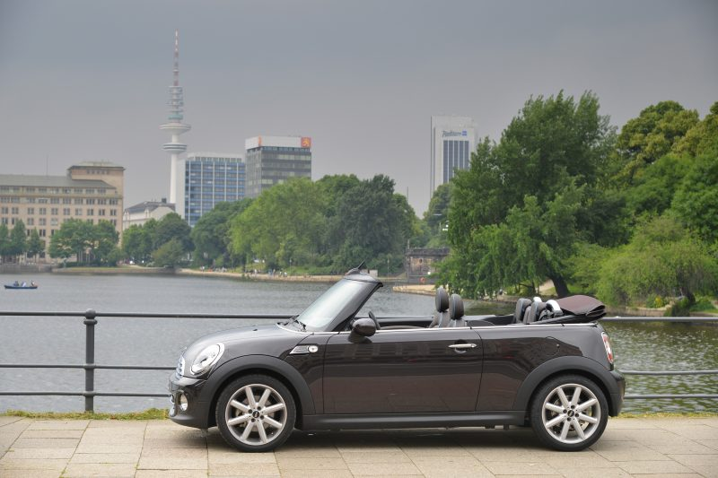 MINI Convertible in Hamburg
