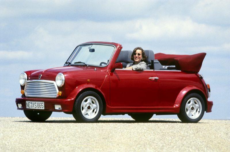 Classic Mini Convertible