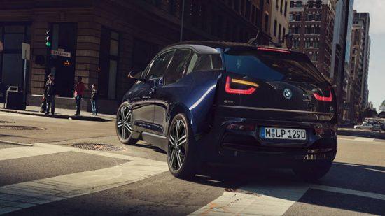 BMW i3 é um carro elétrico repleto de tecnologia