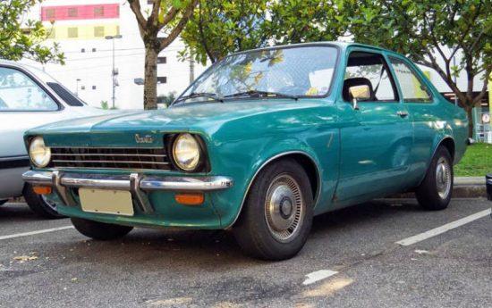 A história do Chevette que continua sendo sucesso de venda com preço baixo