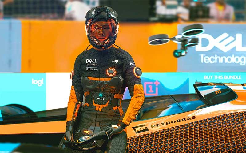 É assim que a McLaren prevê que será a Fórmula 1 do futuro
