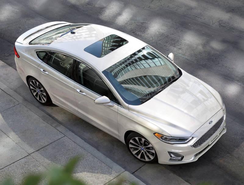 Ford lança o novo Fusion 2019
