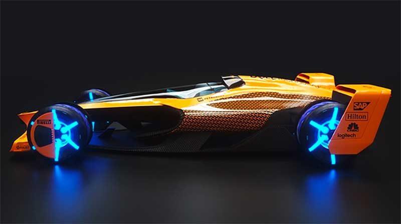 Fórmula 1 do futuro