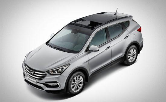 Hyundai Santa Fe 2019 conta com espaço e conforto