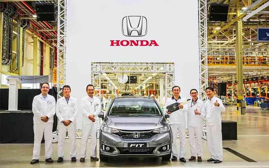 Itirapina tem nova fábrica da Honda Automóveis