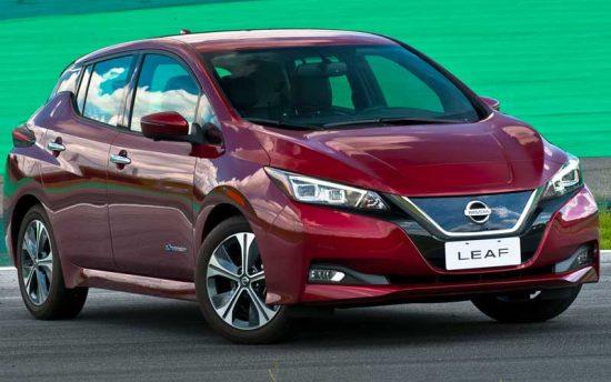 Vídeo: Nissan LEAF é o carro elétrico mais vendido do mundo